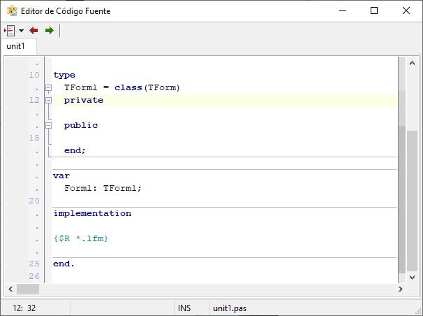 Editor de código fuente