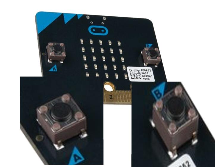 Botones micro:bit